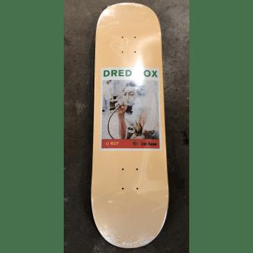 The Killing Floor Dred Sox Skateboard Deck