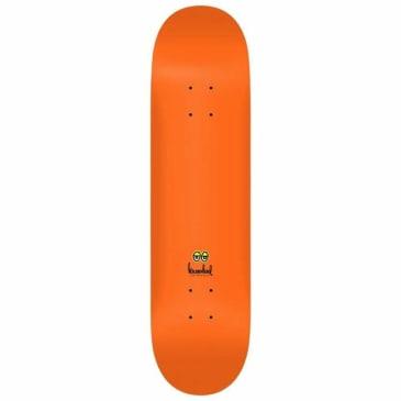 "Krooked PP Ikon Orange Skateboard Deck - 8.06"""