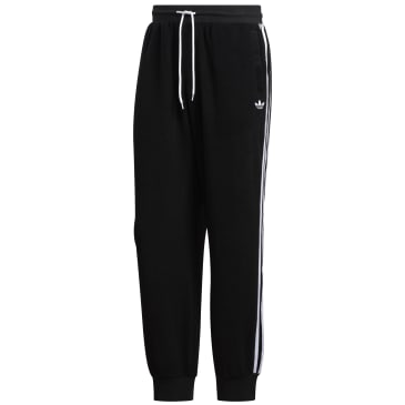 adidas Bouclette Pants - Black / White