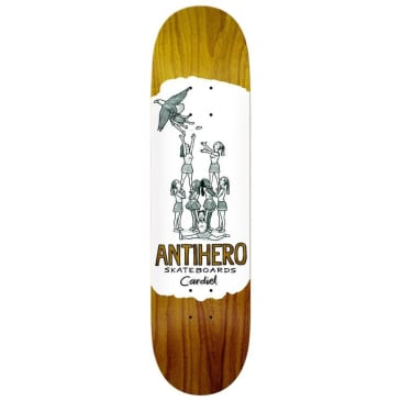"Anti Hero Skateboards - 8.38"" John Cardiel Oblivion Deck"