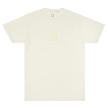 WKND Embroidered Logo T-Shirt - Cream
