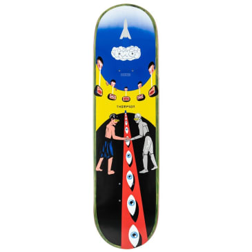 WKND Factory Trevor Thompson Skateboard Deck - 8.18""