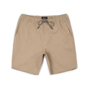 BRIXTON Madrid X Short Khaki