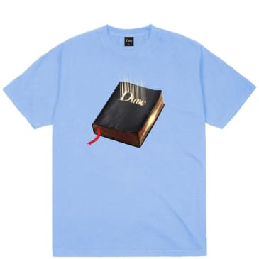 Dime Classic Book T-Shirt - Carolina Blue