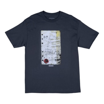 GX1000 Raise Hell T-Shirt - Charcoal