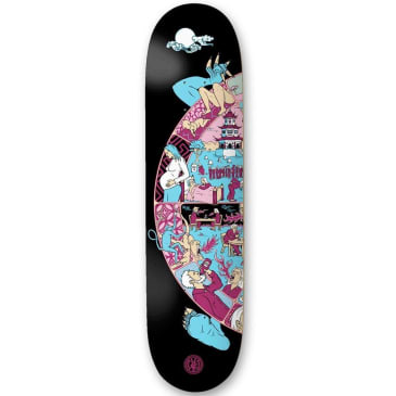 """The Drawing Boards Weel of Life 1 Deck - 8.25"""""""