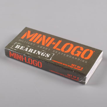 Mini Logo 'Mini Logo' Bearings