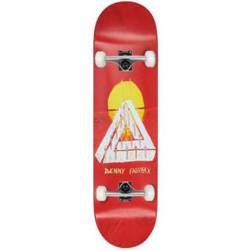 "Palace Skateboards - Fairfax Pro S24 - Complete Skateboard - 8.06"""