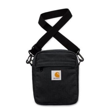 Carhartt WIP Cord Bag Small - Black