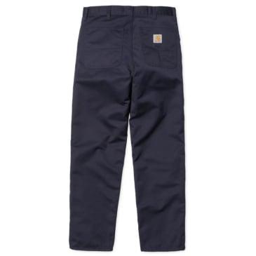 Carhartt WIP Simple Pant - Dark Navy Rinsed