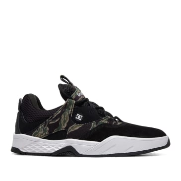 DC Kalis SE Skate Shoes - Black / Camo