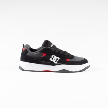 DC Penza Shoes - Grey / Black / Red