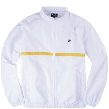 Magenta Skateboards Sport Jacket - White