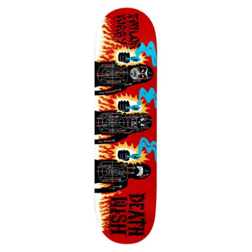Deathwish Skateboards Taylor Kirby Revenge of the Ninja Deck - 8.125