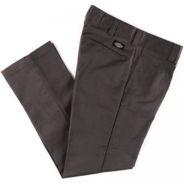Dickies - Slim Straight Work Pant - Charcoal