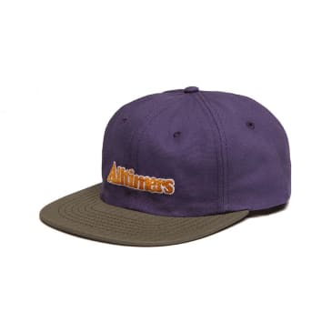 Alltimers Broadway Hat - Purple