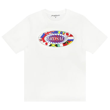 Yardsale International T-Shirt - White