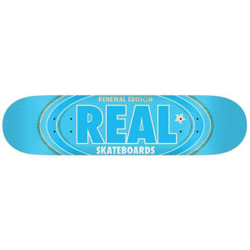 Real Oval Remix Blue - 7.3