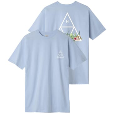 HUF Botanical Garden Triple Triangle T-Shirt