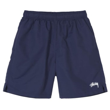 Stussy Stock Water Short Navy