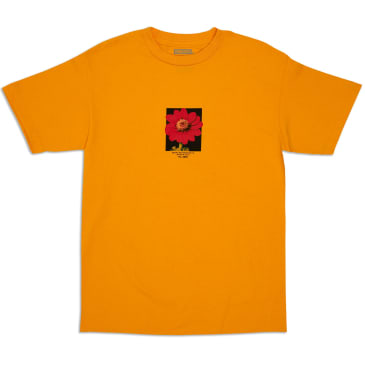 5Boro Flower Seed T-Shirt - Gold