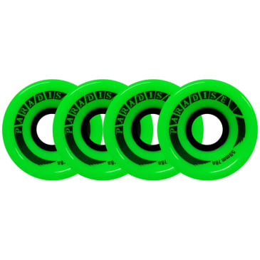 Paradise Skateboard Cruiser Wheels
