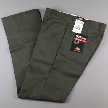 Dickies 'Original 874' Work Pant (Olive Green)
