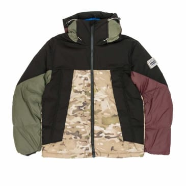 Element x Griffin Basecamp Jacket - Woodland Camo