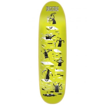 """Creature Skateboards - Free For All LRG Deck 8.8"""" Wide"""