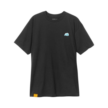 Small Blue Panda Patch Tee