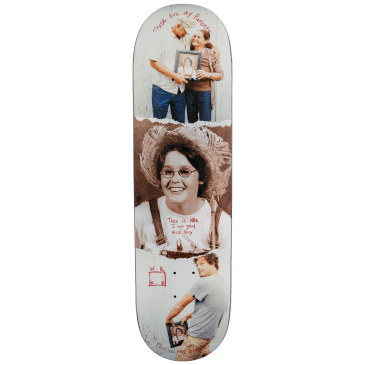WKND - Johan Stuckey Skateboard Deck - 8.25"
