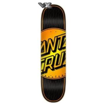 Santa Cruz Skateboard Total Dot VX Deck 8.0in x 31.6in