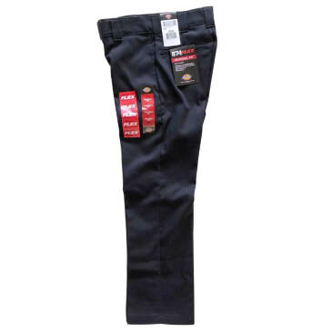 Dickies 874 Flex Work Pants Black (Original Fit)