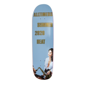 Alltimers Deck 2020 Heat Cruiser Deck - 8.75""