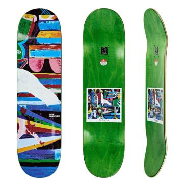 """Polar Skate Co Sanbongi Memory Palace Deck - 9.0"""""""