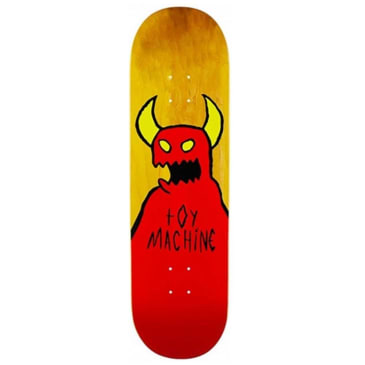 Toy Machine Deck - Sketchy Monster