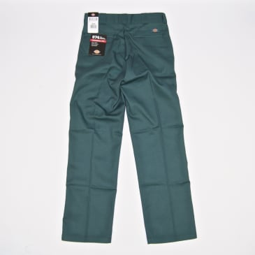 Dickies - 874 Original Fit Workpant - Lincoln Green