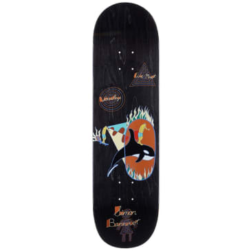 "Girl Skateboards - Simon Bannerot One Off Deck 8.25"" Wide"