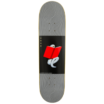 "WKND - Fever Kingdom Series - Sablone ""Book Worm"" Skateboard Deck - 7.75"" 