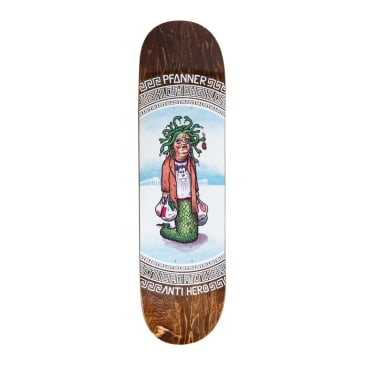Anti Hero Pfanner Legends Skateboard Deck - 8.25""