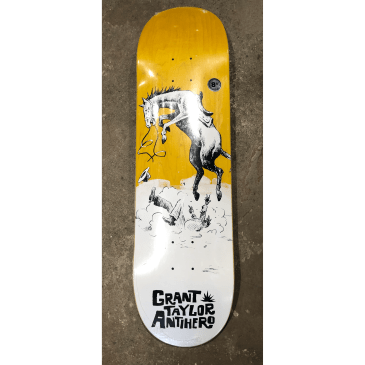 Antihero How The West Wasnt Won Grant Taylor Deck