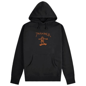 Thrasher Gonz Hoody Black