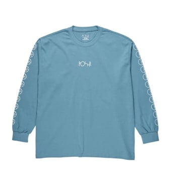 Polar Skate Co Racing Long Sleeve Tee