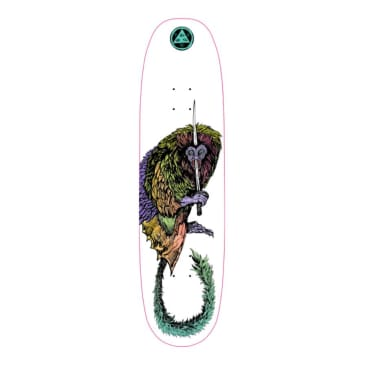 Welcome Skateboards Tamarin on Moontrimmer 2.0 Deck 8.5""