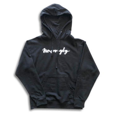 "No-Comply ""Brush Stroke"" Hoody"