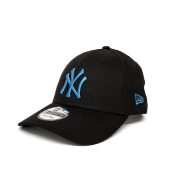 New Era League Essential New York Yankees 9FORTY Cap - Black