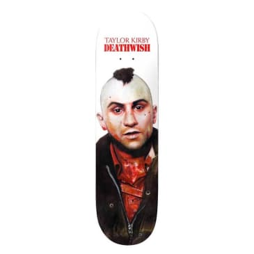 Deathwish Kirby You Talking To Me Deck- 8.25