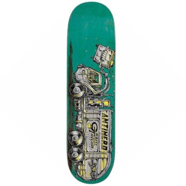 Anti Hero Grant Taylor Curbside Service Skateboard Deck - 8.75 (Various Colour Stains)