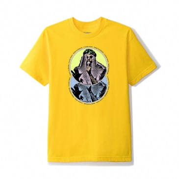 Butter Goods Cosmic Music T-Shirt - Yellow