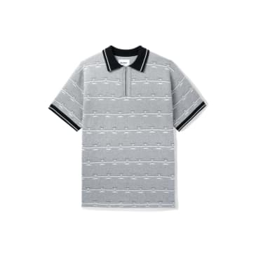 Butter Goods - Razor Zip Polo